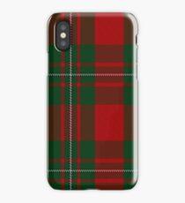 MacGregor #3 Clan/Family Tartan  iPhone Case