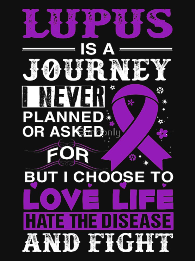 FIGHTING LUPUS DISEASE by Bandonly