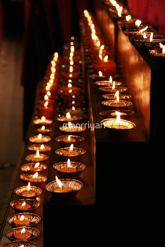 Candles by maorriyan