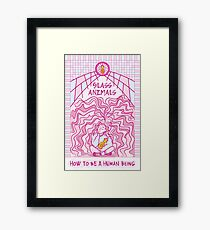 Glass Animals Framed Print