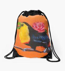 Trendy Drawstring Bag