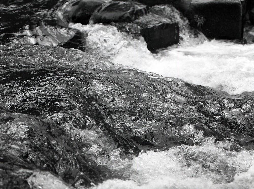Waterfall Still by jalexanderart