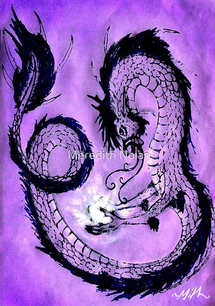 Dragon Gift by Meredith Nolan