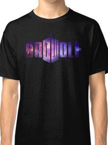 Doctor Who Badwolf - Galaxy # 1 Classic T-Shirt