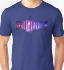 Doctor Who Badwolf - Galaxy # 1 Unisex T-Shirt