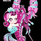 My Little Pinchy by Miss Cherry  Martini