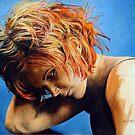 Jo-Jo, Our daughter. by David McEwen