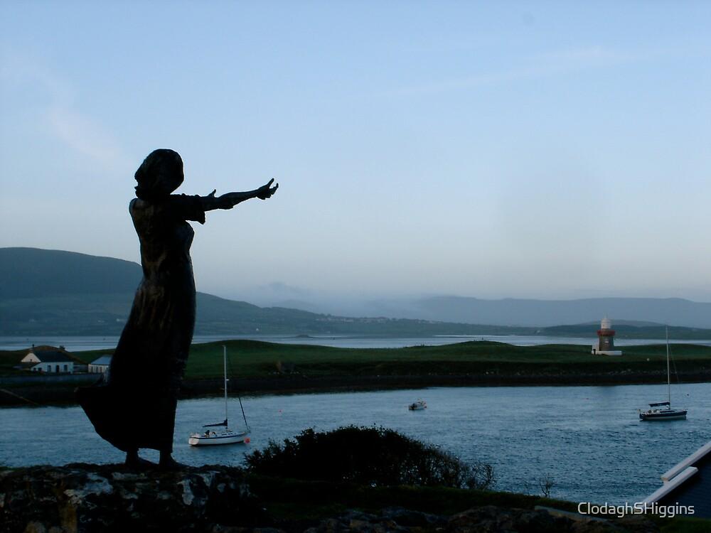 The Sea by ClodaghSHiggins