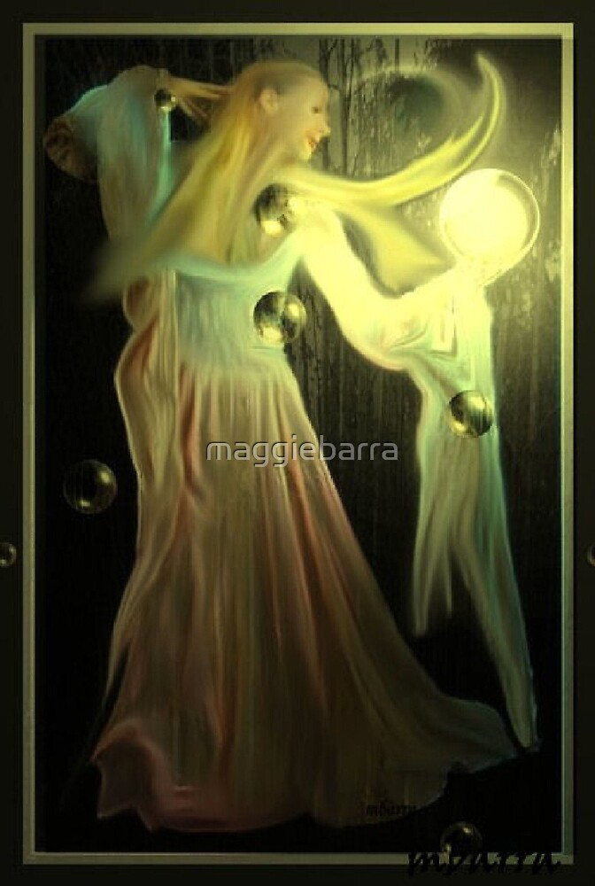 Crystal Visions by maggiebarra
