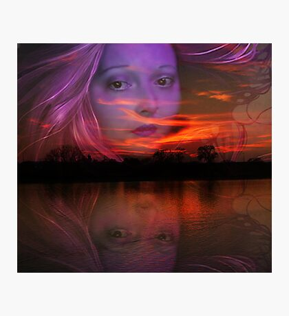 Dreaming In Color Photographic Print