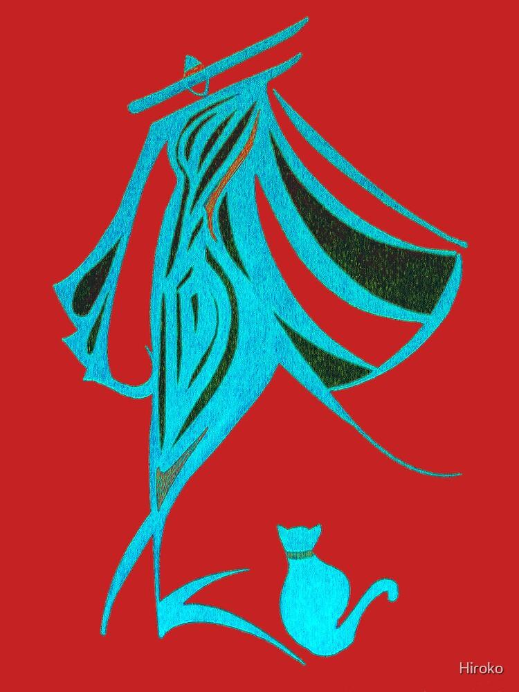Cat's Meow by Hiroko