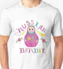 Russian Barbie T-Shirt