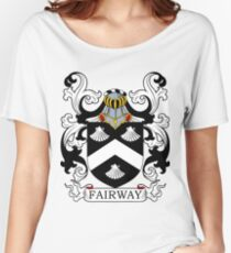 Fairway Coat of Arms Women's Relaxed Fit T-Shirt
