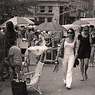 Manhattan Street VI by APhillips