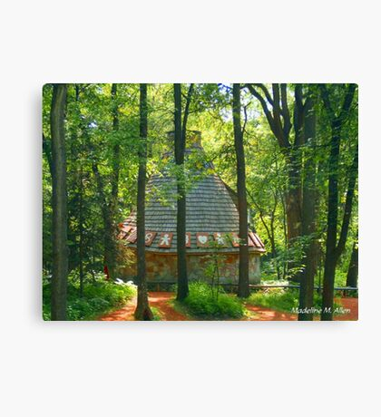 The Witch's Hut Canvas Print