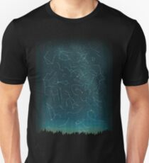 There IS somebody out there! Unisex T-Shirt