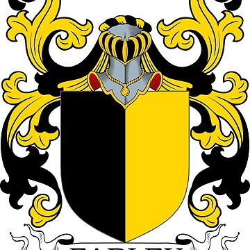 Farley Coat of Arms by heraldrydesigns