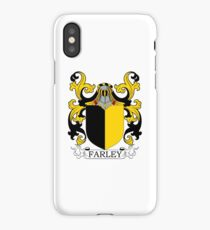 Farley Coat of Arms iPhone Case/Skin