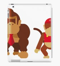 Cool monkeys iPad Case/Skin