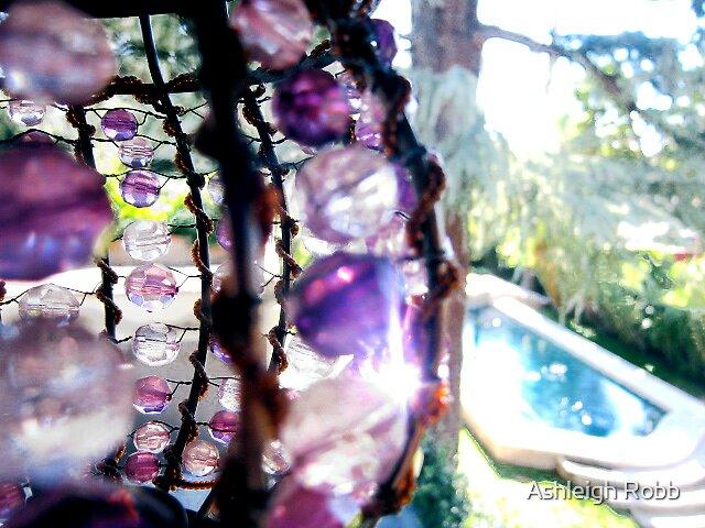 Shiny Happy Crystals by Ashleigh Robb