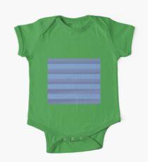 Coastal stripes One Piece - Short Sleeve