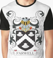 Farwell Coat of Arms Graphic T-Shirt