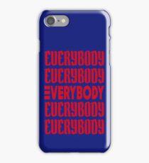 Logic - Everybody Album Artwork iPhone Case/Skin