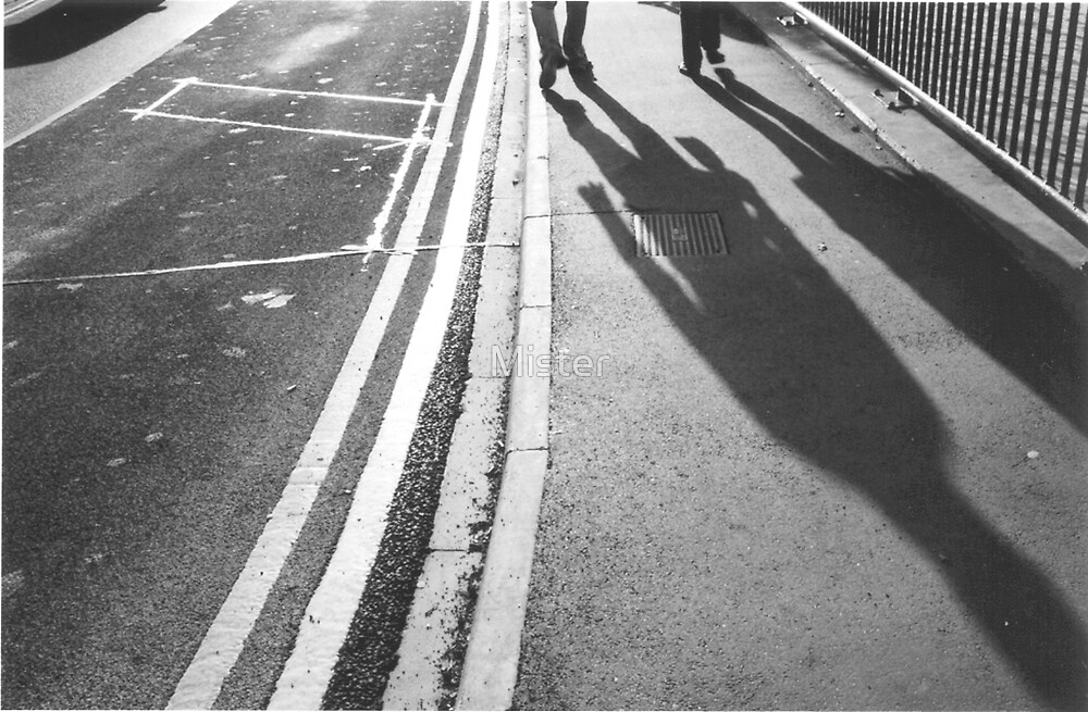 Shadows by Mister