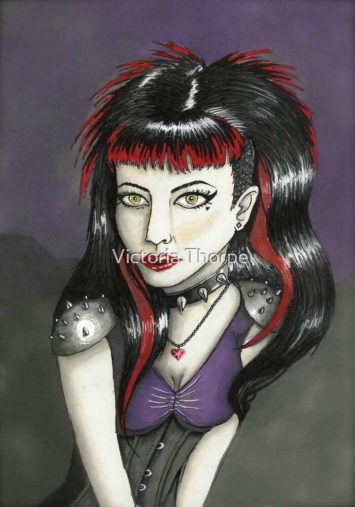Halloween II by Victoria Thorpe