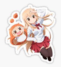 Umaru-chan Sticker