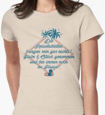 Reisetabletten T-Shirt