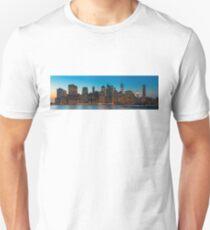 New York City skyline Unisex T-Shirt