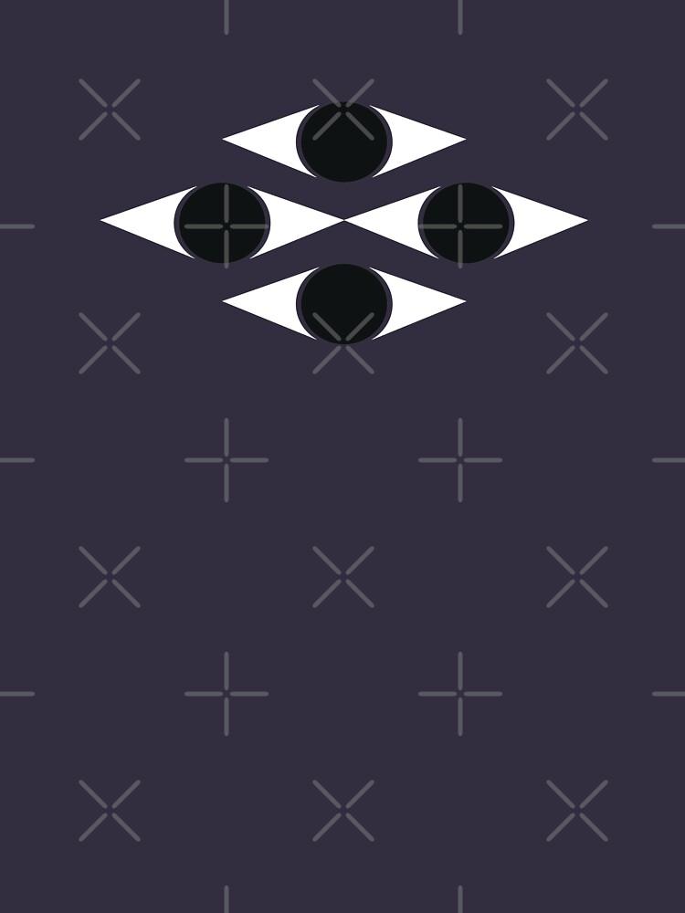 MCM Eye Am Watching You by lisajaynemurray