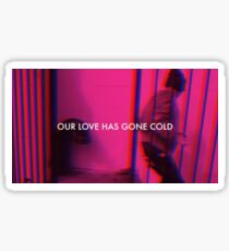 The 1975 - Somebody else Sticker