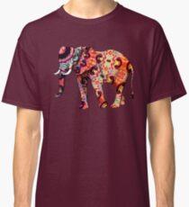 Elephant mandala zen energy Classic T-Shirt