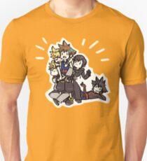 Kingdom Hearts -  Sora's Heart Unisex T-Shirt