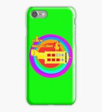 YELLOW TIME MACHINE  iPhone Case/Skin