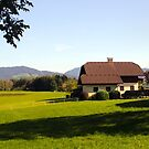 Austrian countryside by magiceye