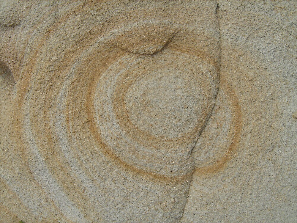Sandstone pattern by Patricia  Knowles