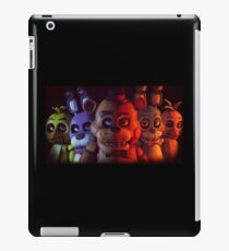 FNAF - FIVE NIGHTS AT FREDDY'S iPad Case/Skin