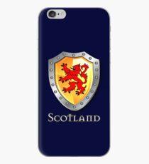Scotland Lion Rampant Shield iPhone Case