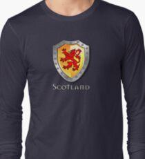 Scotland Lion Rampant Shield T-Shirt