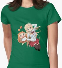 Umaru-chan Womens Fitted T-Shirt