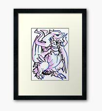 Pokemon - The Legendary Reshiram Framed Print