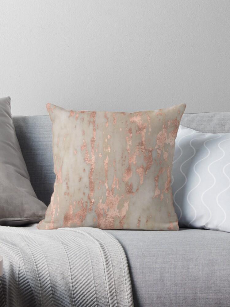 Roségold Genua Marmor von marbleco
