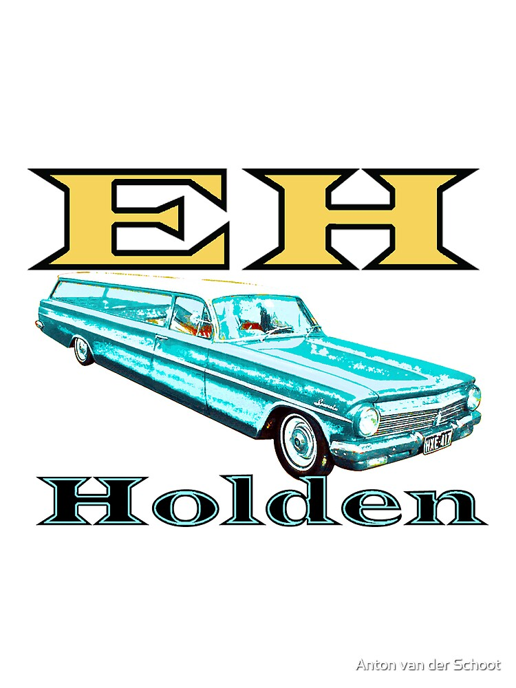 EH Holden Station Stretch Wagon by Gilli