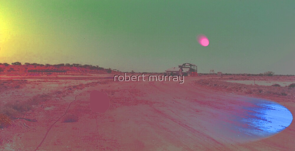 Into The Unknown by robert murray