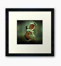 make-believe Framed Print