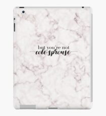 cole sprouse iPad Case/Skin