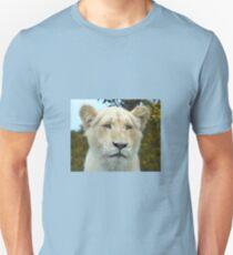 White Lion Cub T-Shirt